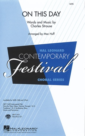 On This Day - Choral