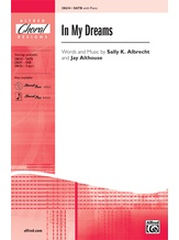 In My Dreams - Choral