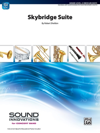 Skybridge Suite - Concert Band