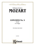 Mozart: Violin Concerto No. 5 in A Major, K. 219 - String Instruments