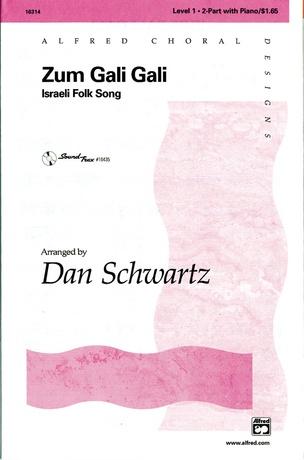Zum Gali Gali - Choral