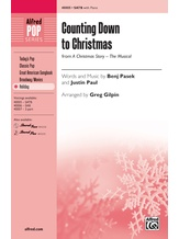 Counting Down to Christmas (from <i>A Christmas Story: The Musical</i>) - Choral