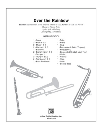 Over the Rainbow (from the musical The Wizard of Oz) - Choral Pax