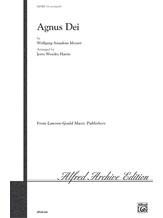 Agnus Dei (from <I>Coronation Mass</I>) - Choral