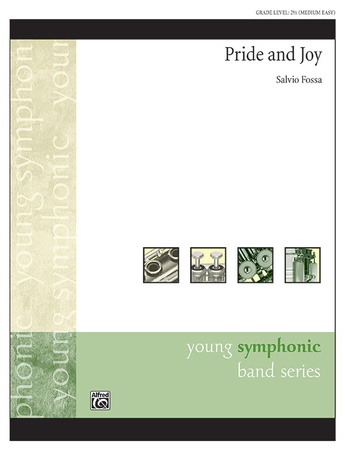 Pride and Joy - Concert Band
