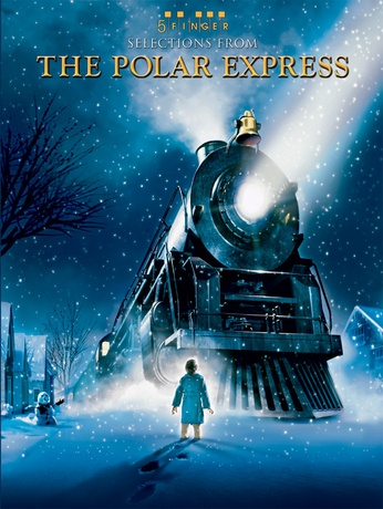 """Spirit of the Season (from """"The Polar Express"""") - Five Finger Piano"""