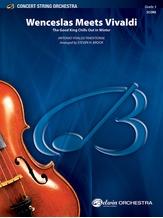 Wenceslas Meets Vivaldi - String Orchestra
