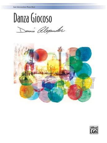 Danza Giocoso - Piano Duet (1 Piano, 4 Hands) - Piano Duets & Four Hands