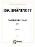 Rachmaninoff: Piano Pieces, Op. 10 - Piano
