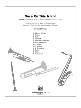 Once on This Island: A Choral Medley - Choral Pax