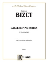 Bizet: L'Arlesienne, Suites 1 & 2 - Piano Duets & Four Hands