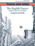 Two English Dances - Concert Band
