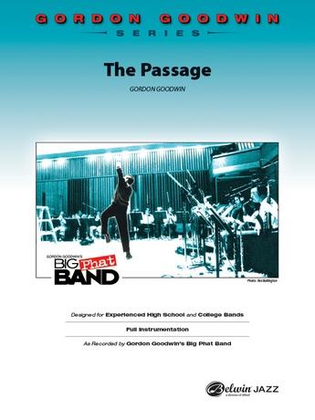 The Passage: Gordon Goodwin | Jazz Ensemble Sheet Music