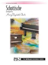Schottische - Piano Quartet (2 Pianos, 8 Hands) - Piano