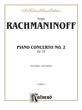Rachmaninoff: Piano Concerto No. 2 in C Minor, Op. 18 - Piano Duets & Four Hands