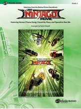 The LEGO® Ninjago® Movie™: Selections from the Motion Picture Soundtrack - Concert Band