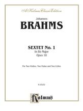 Sextet in B-Flat Major, Op. 18 - String Sextet
