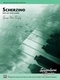 Scherzino (for left hand alone) - Piano Solo - Piano