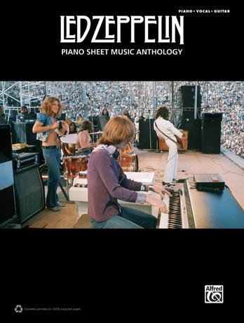 The Rain Song Led Zeppelin Pianovocalchords Sheet Music