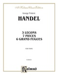 Handel: Lecons and Pieces - Piano