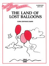 The Land of Lost Balloons - Piano Solo - Piano