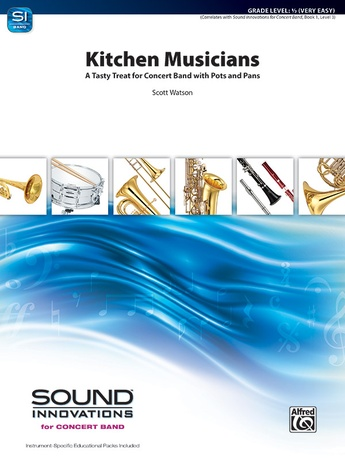 Kitchen Musicians - Concert Band