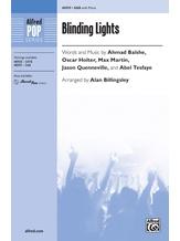 Blinding Lights - Choral