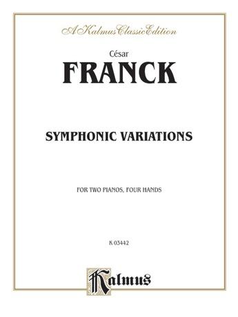 Brahms: Symphonic Variations - Piano Duets & Four Hands