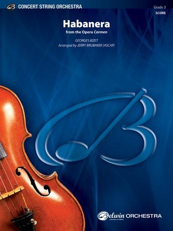 Habanera (from the opera Carmen) - String Orchestra
