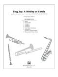Sing Joy: A Medley of Carols - Choral Pax