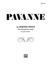 Pavanne - Piano Duo (2 Pianos, 4 Hands) - Piano Duets & Four Hands