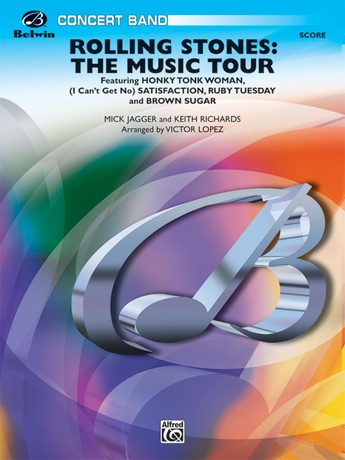 Rolling Stones: The Music Tour - Concert Band