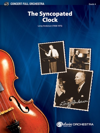 The Syncopated Clock - Full Orchestra