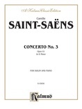 Saint-Saëns: Violin Concerto No. 3 in B Minor, Op. 61 - String Instruments