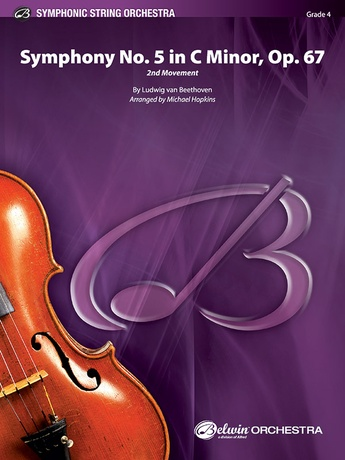 Symphony No. 5 in C Minor, Op. 67 - String Orchestra