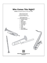 Who Comes This Night? - Choral Pax