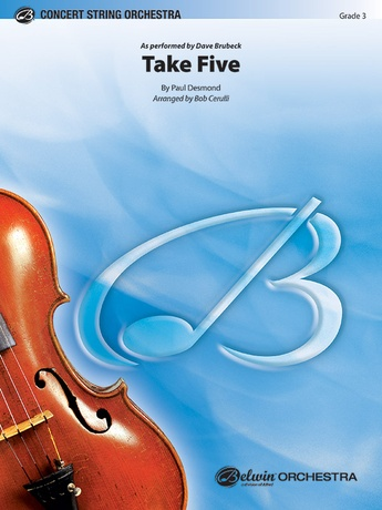 Take Five - String Orchestra