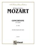 Mozart: Concertone in C Major - String Ensemble