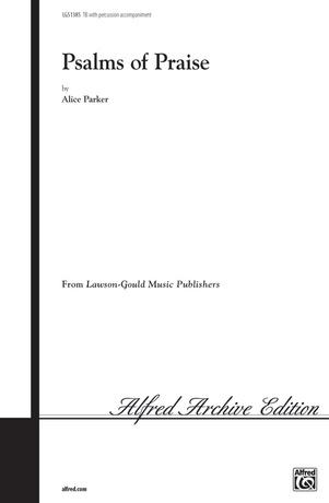 Psalms of Praise (Psalm 150) - Choral