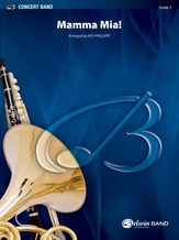 Mamma Mia! -- Highlights from the Broadway Musical - Concert Band