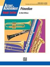 Primordium - Concert Band