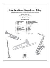 Love Is a Many Splendored Thing - Choir Accompaniment