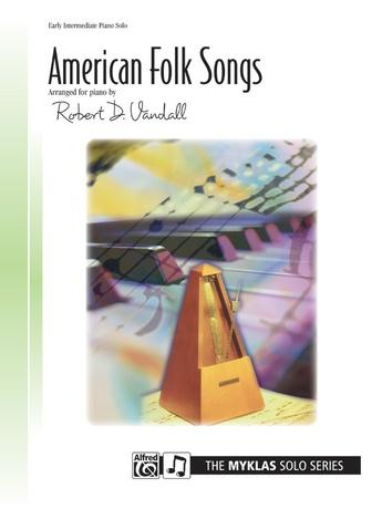 American Folk Songs - Piano