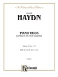 Haydn: Piano Trios, Volume II (Nos. 7-12) - String Ensemble