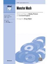 Monster Mash - Choral