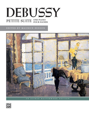 Debussy: Petite Suite - Piano Duet (1 Piano, 4 Hands) - Piano Duets & Four Hands