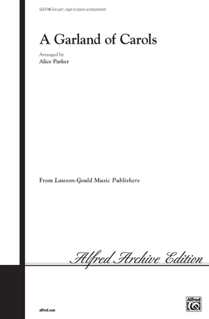A Garland of Carols - Choral