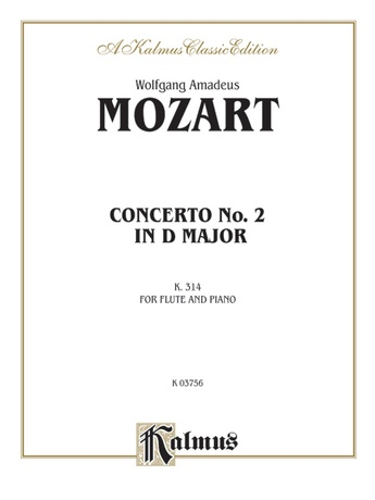 Mozart: Concerto No. 2 in D Major, K. 314 - Woodwinds
