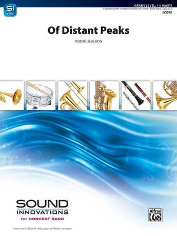 Of Distant Peaks - Concert Band