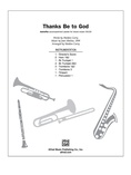 Thanks Be to God - Choral Pax